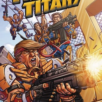 Trumps Titans Gets Collected in March from Keenspot