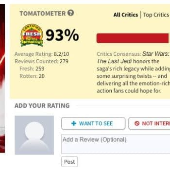 Critics and Audience Clash on Rotten Tomatoes Over Star Wars: The Last Jedi