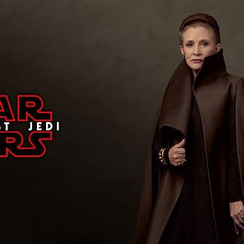 [SPOILERS] Star Wars: The Last Jedi and Our Beloved Princess-General