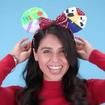 Get Crafty with These Toy Story-Inspired Mouse Ears