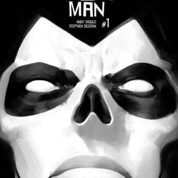 New Series Shadowman by Andy Diggle and Stephen Segovia- Valiant March 2018 Solicits