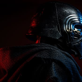 Kylo Ren Gets a Life-Size Bust from Sideshow Collectibles