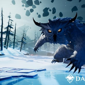 Dauntlesss Frostfall Event is Live for Closed Beta Players