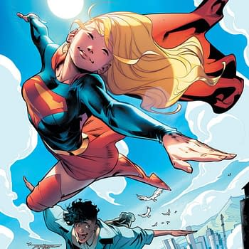 DC Introduce New Non-Binary Character in Supergirl #19 Co-Written by Non-Binary Writer