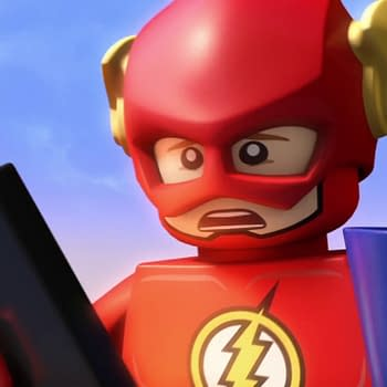 The Flash Goes Full Groundhog Day in New Lego DC Super Heroes Movie