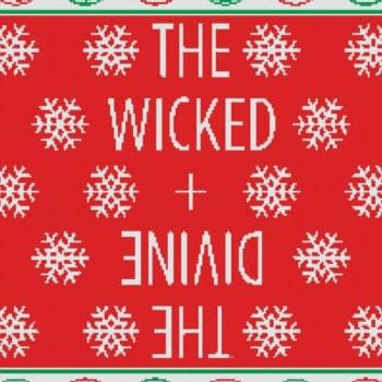 The Wicked + the Divine Christmas Annual #1