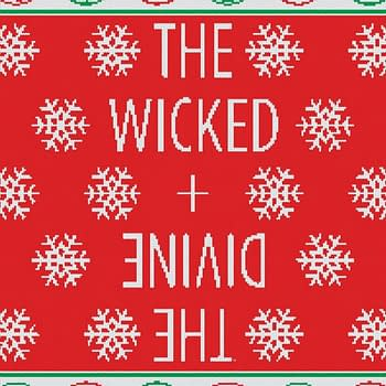 The Wicked + the Divine Christmas Annual #1 Review: Oh Hot Damn Spicy Christmas