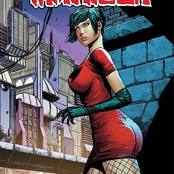 Writers Commentary: Jeremy Whitley Talks Vampirella #9