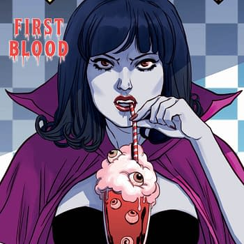 Cosmo Flies Vampironica Returns and so does Your Pal Archie- Archie March 2018 Solicits