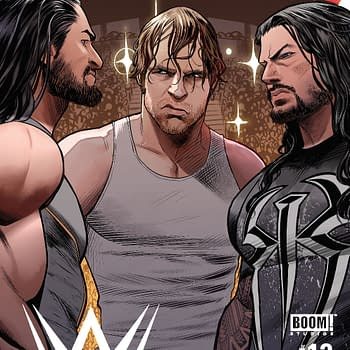 WWE #12 Review: What Makes The Shield The Shield