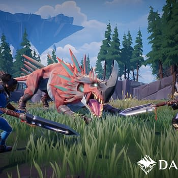 Like Monster Hunter and Destiny: Hands-on with Dauntless