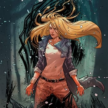 Relaunched Witchblade #1 Sells Out Gets Second Printing