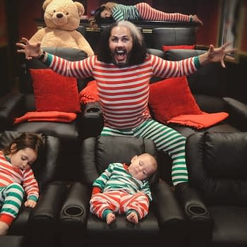 WWE Superstar Matt Hardy is Woken on Christmas Eve
