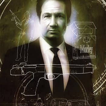 The X-Files: JFK Disclosure #2 Review: Too Much Summary Not Enough Story