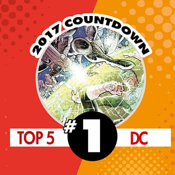 Top DC Comics of 2017 #1: Hal Jordan and the GL Corps #35 by Robert Venditti and Jack Herbert