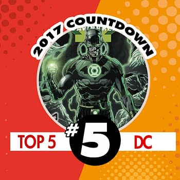 Top DC Comics of 2017 #5: Batman the Dawnbreaker #1 by Sam Humphries and Ethan van Sciver