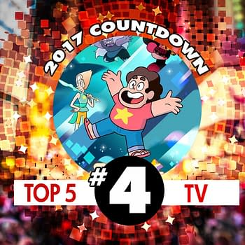 2017 Television Countdown #4: The Steven Universe Accidental Racism Apology