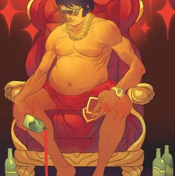 Bubba Ho-Tep Returns in New Prequel Comic by Joe Lansdale Joshua Jabcuga and Todd Galusha