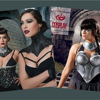 This Month in McCalls: Worbla and Neck Corsets