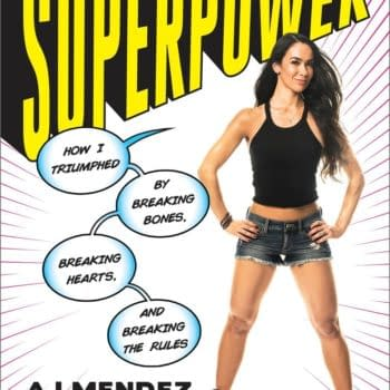 Former WWE Champion AJ Lee's Autobiography 'Crazy is my Superpower' to Become a TV Show