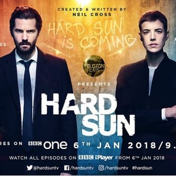 Hard Sun: Luthers Neil Cross Sets Apocalyptic Drama at Hulu BBC One