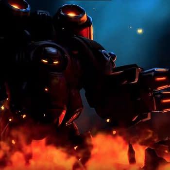 Firebat Blaze is the Next Character Coming to Heroes of the Storm