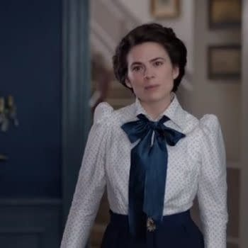 Howard's End: Watch Agent Carter's Hayley Atwell in Starz Series Adaptation