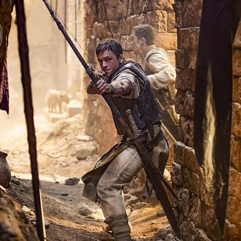 First Look at Taron Egerton in Robin Hood