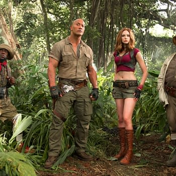 Sony Announces Christmas 2019 Release Date For Jumanji 3