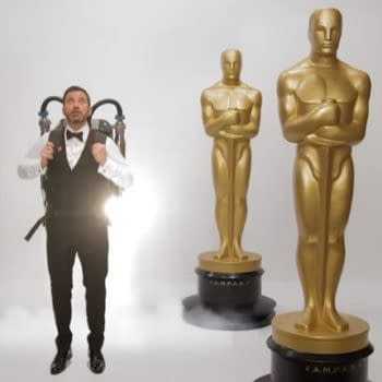 Host Jimmy Kimmel Gets His Wish in ABC's New Oscars Promo