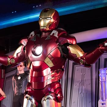 Images from Disney's Marvel Day at Sea's Stage Shows