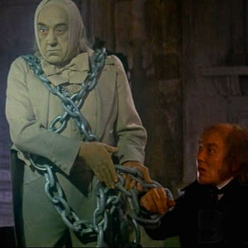 Castle of Horror: Scrooge (1970) is Spookier Than You Remember Plus Were Not Crying Youre Crying