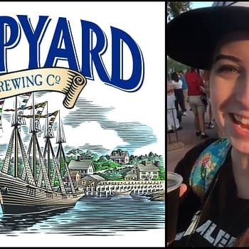 Laurens Last Call: Shipyard Candy Cane Coffee Porter