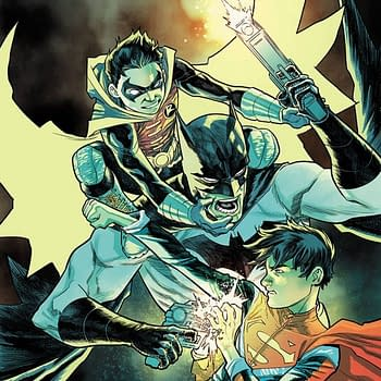 Super Sons #11 Review: Round 2 of the Crossover Explains the Mission and Ends with a Bang
