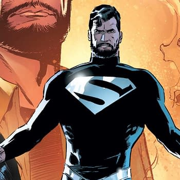 So About Those Black Suit Superman Scenes in Justice League&#8230
