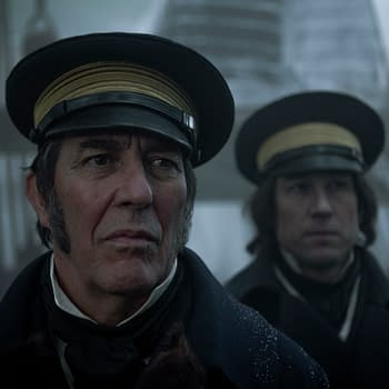 The Terror: AMC Releases Teaser New Images for Ridley Scott Series