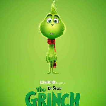 How the Grinch Stole Christmas Reboot Gets a Poster With Kid Grinch