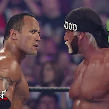 Hulk Hogan Demands a Rematch with The Rock over 30-Year-Old Headband Story