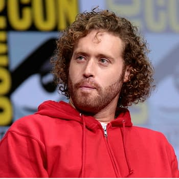 T.J. Miller Arrested for Allegedly Calling in a Fake Bomb Threat