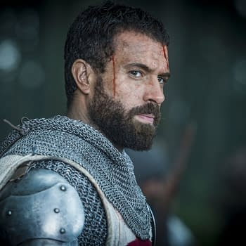 Knightfall Star Tom Cullen Talks Crusaders and History
