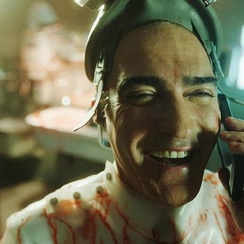 The Weekly Static Interviews: Patrick Fischler of Happy and Twin Peaks