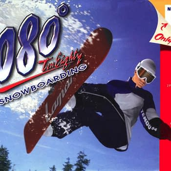 Nintendo Files Trademark on 1080° Snowboarding Prompting Questions if the Series is Coming Back