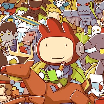 Scribblenauts Showdown Announced for Switch PlayStation and Xbox One [Updated]