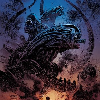 Gabriel Hardman to Launch Aliens: Dust to Dust Mini-Series at Dark Horse in April