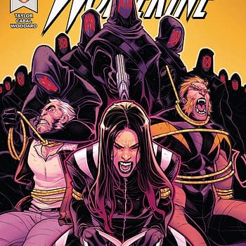 X-Men: Bland Design &#8211 Thats One Way to Smuggle a Cell Phone in All-New Wolverine #29
