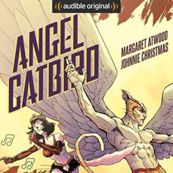 Margaret Atwood's Angel Catbird Audio Drama Coming from Audible in February