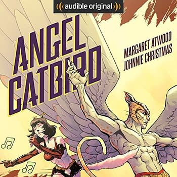 Margaret Atwoods Angel Catbird Audio Drama Coming from Audible in February