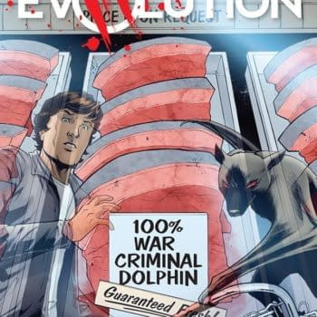 Animosity: Evolution #3 cover by Eric Gapstur and Rob Schwager