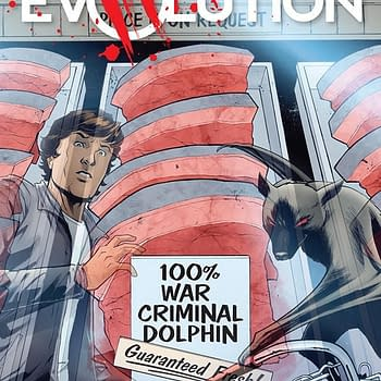 Animosity Evolution #3 Review: That is a Scary Bat