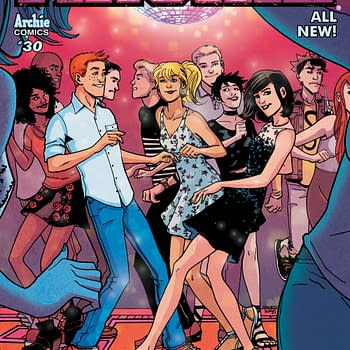 Infinity War from Archie Comics Archie Comics April 2018 Solicits
